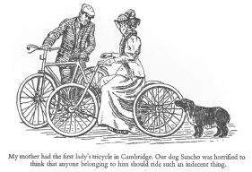 First Lady's Tricycle